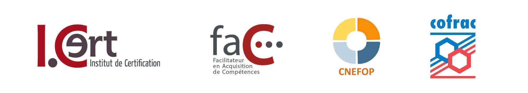 Trouver un formateur - certifications