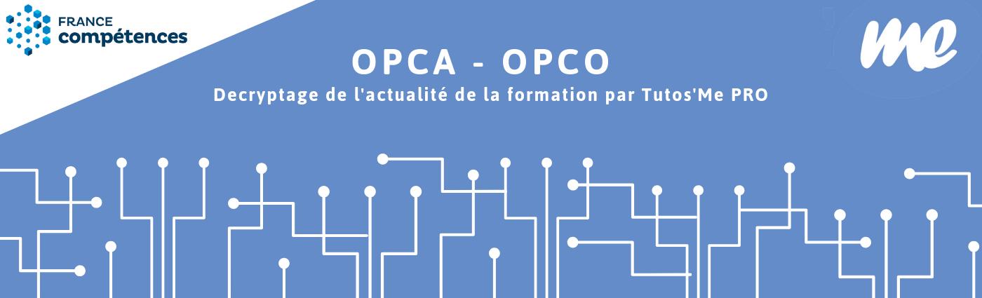 liste OPCA - OPCO