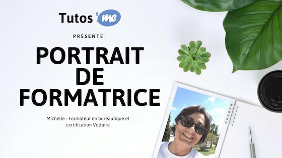 Formatrice indépendante Tutos'Me Pro