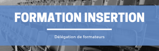 Formation insertion, Forum emploi en actions. – 4e édition