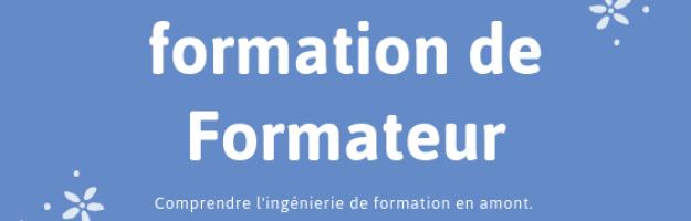 Formation de formateur – Commençons par l'ingénierie.