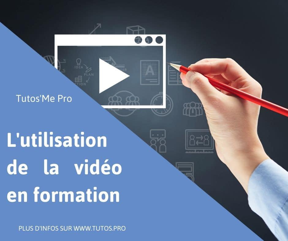 L'utilisation de la vidéo en formation