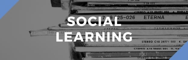 Qu'est ce que le Social Learning ?